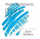 MARIAN MCPARTLAND Piano Jazz with Dave Brubeck album cover
