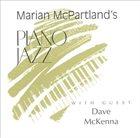 MARIAN MCPARTLAND Piano Jazz with Guest Dave McKenna album cover