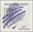 MARIAN MCPARTLAND Piano Jazz with Jack DeJohnette album cover
