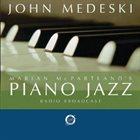 MARIAN MCPARTLAND Piano Jazz With John Medeski album cover