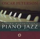 MARIAN MCPARTLAND Piano Jazz with Oscar Peterson album cover