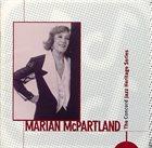 MARIAN MCPARTLAND The Concord Jazz Heritage Series album cover