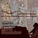 MARIO STANTCHEV Enregistrement Live album cover