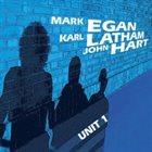 MARK EGAN Unit 1 album cover