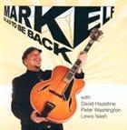 MARK ELF Glad To Be Back album cover