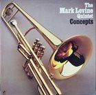 MARK LEVINE Concepts album cover