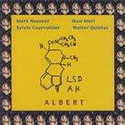 MARK NAUSEEF Albert album cover