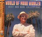 MARK WINKLER Word Of Mark Winkler - Best and Rare Collections album cover