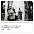 MARKUS REUTER LTD004 Virtual House Concert album cover