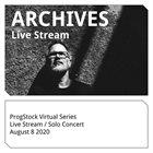 MARKUS REUTER ProgStock Presents Virtual Series 2020 album cover