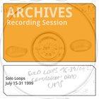 MARKUS REUTER Solo Loops July 15 - 31 1999 album cover
