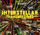 MARTIN KÜCHEN Interstellar Transmissions album cover