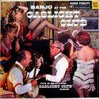 MARTY GROSZ Banjo at the Gaslight Club album cover
