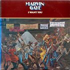 MARVIN GAYE I Want You album cover