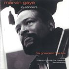 MARVIN GAYE In Concert (His Greatest Hits Live) album cover