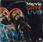 MARVIN GAYE Marvin Gaye Live! album cover
