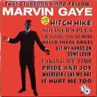 MARVIN GAYE That Stubborn Kinda Fellow album cover