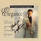 MARVIN STAMM Elegance album cover