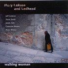 MARY LAROSE Walking Woman album cover