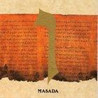 MASADA ו (Vav) album cover