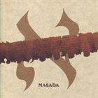 MASADA א (Alef) album cover