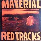 MATERIAL Red Tracks album cover