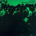 MATERIAL Temporary Music 2 album cover