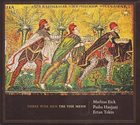MATHIAS EICK Mathias Eick   Pasha Hanjani   Ertan Tekin : Three Wise Men - Tre Vise Menn album cover