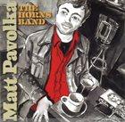 MATT PAVOLKA The Horns Band album cover