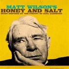 MATT WILSON Honey and Salt album cover