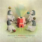 MÁXIMO RODRÍGUEZ Proyecto Mandala Cuarteto album cover