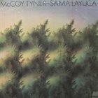 MCCOY TYNER Sama Layuca album cover