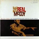 MCCOY TYNER The Real McCoy Album Cover