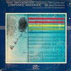 MEL LEWIS Bob Brookmeyer - Composer & Arranger album cover