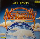 MEL LEWIS Naturally album cover