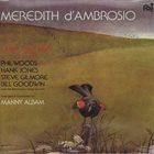 MEREDITH D' AMBROSIO Little Jazz Bird album cover
