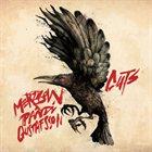 MERZBOW Merzbow Gustafsson Pandi: Cuts album cover