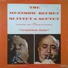 MEZZ MEZZROW Breathless Blues album cover