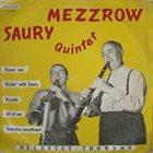 MEZZ MEZZROW Mezzrow Saury Quintet album cover