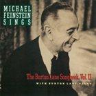 MICHAEL FEINSTEIN Michael Feinstein Sings the Burton Lane Songbook, Vol.2 album cover