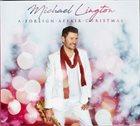 MICHAEL LINGTON A Foreign Affair Christmas album cover