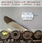 MICHEL EDELIN Un Vol D'Ibis album cover