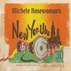 MICHELE ROSEWOMAN A Celebration of Cuba in America album cover