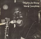 MIGHTY JOE YOUNG Bluesy Josephine album cover