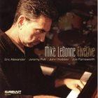 MIKE LEDONNE Fivelive album cover