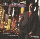 MIKE LEDONNE Night Song album cover