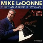 MIKE LEDONNE Partners in Time album cover