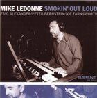 MIKE LEDONNE Smokin' Out Loud album cover