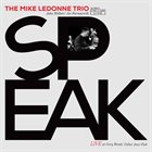 MIKE LEDONNE Speak album cover