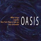 MIKE LONGO Oasis album cover